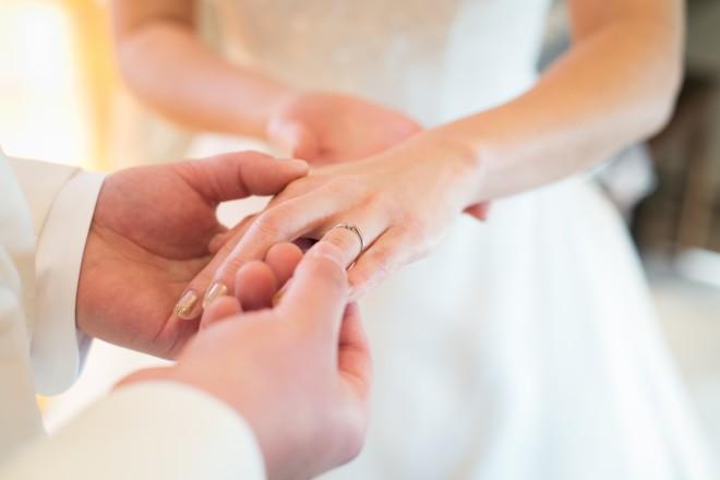 結婚にかかる税金