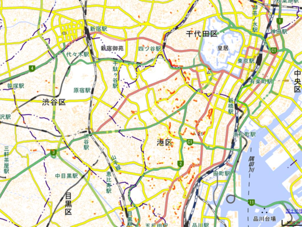 土砂 災害 警戒 区域 東京 都